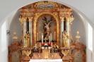 Altarraum der Sebastianskirche