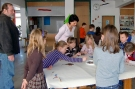 Kunst-Projekttag an der Grundschule