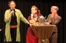 Edeltraud, Gisela und Ursula