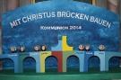 Mit Christus Brücken bauen