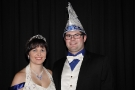 Prinzenpaar Julia I. und Thomas I.