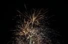 Silvester-Feuerwerk in Hohenfels