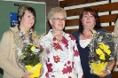 Klaudia Bruckbauer, Marianne Steuer und Birgit Reindl