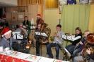 Weihnachtliche Melodien erklingen
