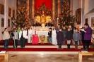 Christkindlfeier in der Pfarrkirche