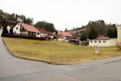 Standort Bolzplatz