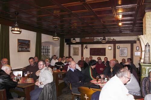Bürgerversammlung in Hohenfels