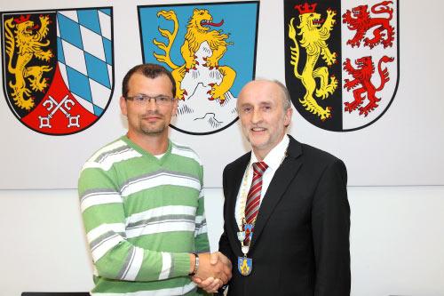 Reinhard Schön rückt als Marktrat nach.