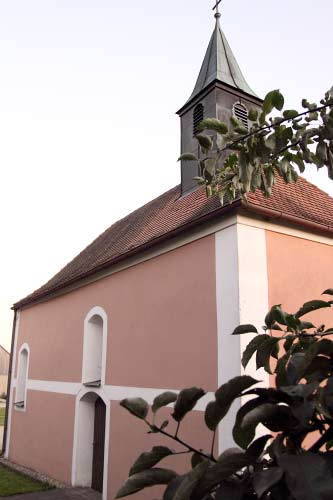 Dionysius-Kapelle in Effenricht