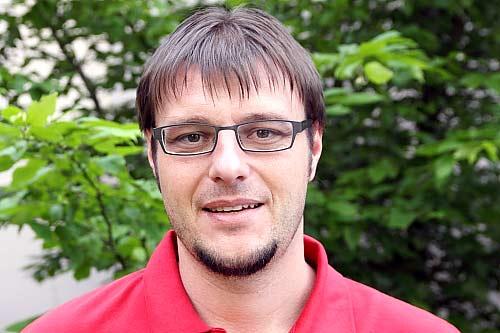 Vorsitzender Volker Kotzbauer
