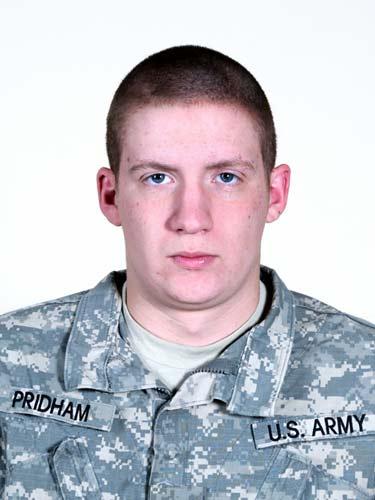 PV2 Michael Pridham