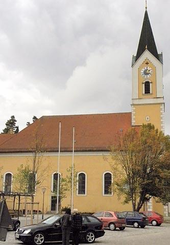 Pfarrkiche St. Ulrich