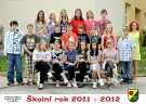 6. Klasse der Karla Vokáce Schule