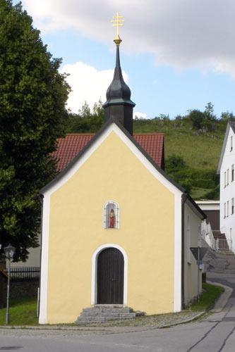 Schießstättkapelle